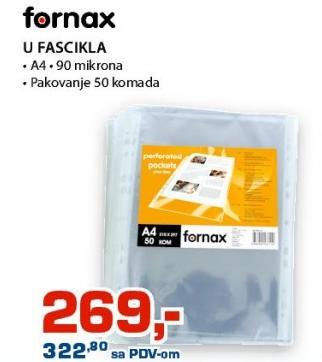 U Fascikla Fornax