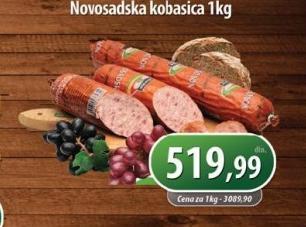 Novosadska kobasica