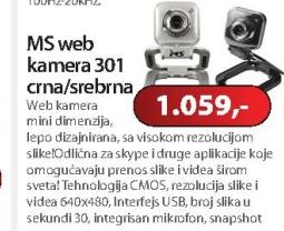 Web kamera 301