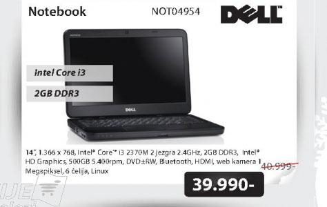 Notebook NOT04954