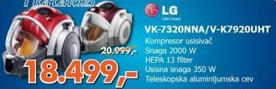 Usisivač V-k7920uht