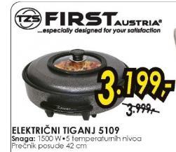 Električni tiganj 5109