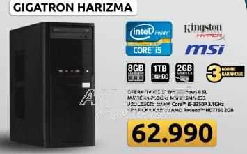 Desktop računar Gigatron Harizma