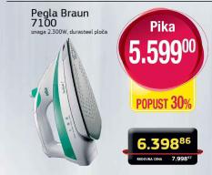Pegla Braun 7100