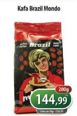 Domaća kafa Brazil