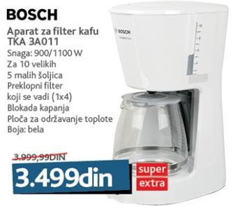 Aparat za filter kafu Tka 3a011