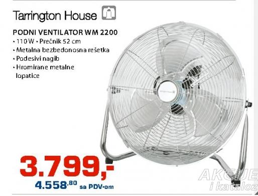 Podni ventilator WM 2200