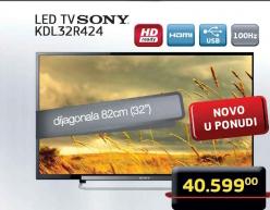 Televizor LED KDL32R424