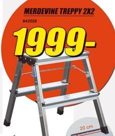 Merdevine Treppy 2x2