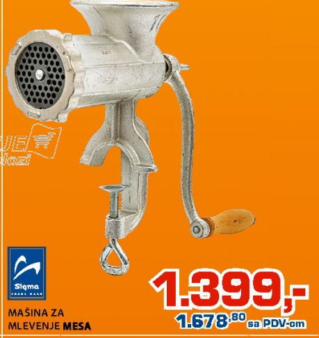 Mašina za mlevenje mesa