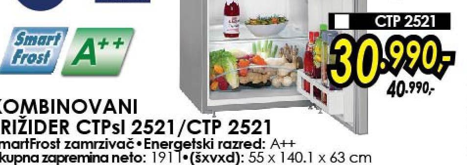 Frižider CTP252