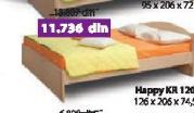 Krevet Happy KN120