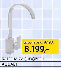 Baterija za sudoperu Aquabi