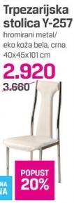 Stolica Y-257