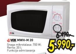 Mikrotalasna rerna Mwh-m 20