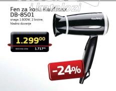 Fen za kosu DB-8501