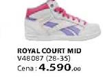 Patike Royal court Mid Reebok