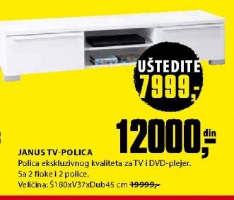 JANUS TV POLICA