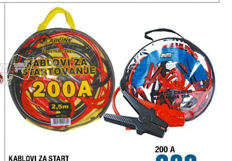Kablovi za Start 600A