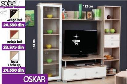 Dnevna soba Oskar