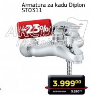 Armatura za kadu Diplon STO311
