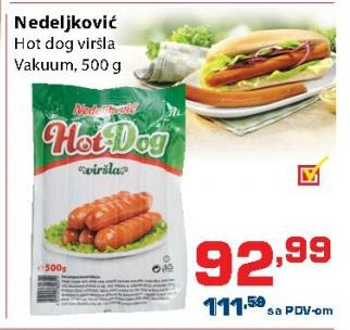 Viršla Hot Dog
