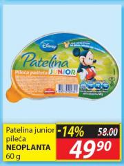 Pašteta pileća Disney
