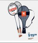 Set badmintonreketa Wish