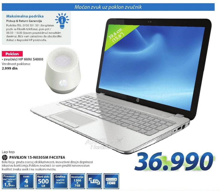Laptop računar 15-N030SM