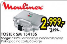 Toster SM 154235