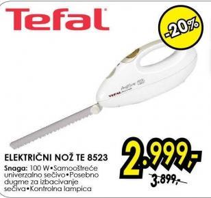 Električni nož Te 8523