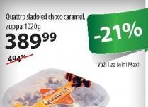 Sladoled choco caramel