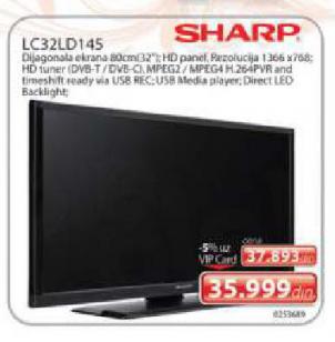LED LCD Televizor LC32LD145 Sharp