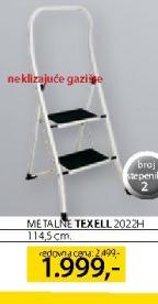 Merdevine metalne Texell 2022H
