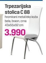 Trpezarijska stolica C88