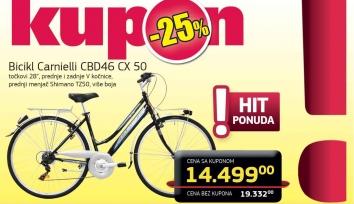 Bicikl CBD46 CX 50