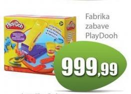 Igračka fabrika zabave PlayDooh