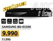 Blu ray Player BD-E5500