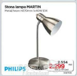 Stona lampa Martin