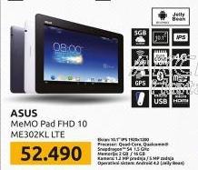Tablet MeMO Pad FHD 10 LTEME302KL-1B043A