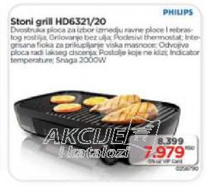 Stoni grill