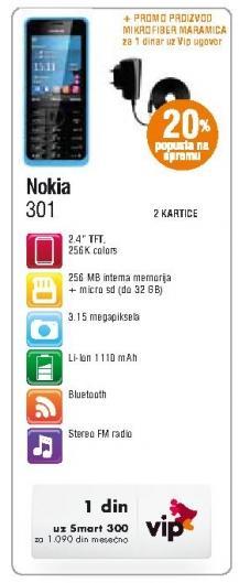 Mobilni telefon 301
