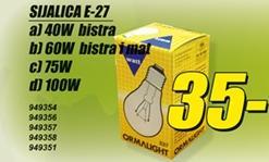 Sijalica E-27