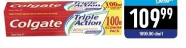 Pasta za zube Triple action