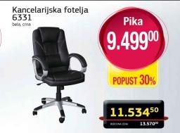 Kancelarijska fotelja 6331