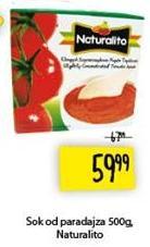 Sok paradajz