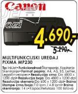 Multifunkcijski uređaj Pixma MP230