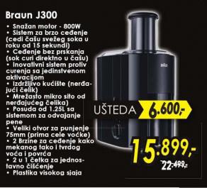 Sokovnik J300