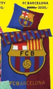 Posteljina FC Barcelona