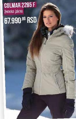 Ženska jakna Colmar 2285F